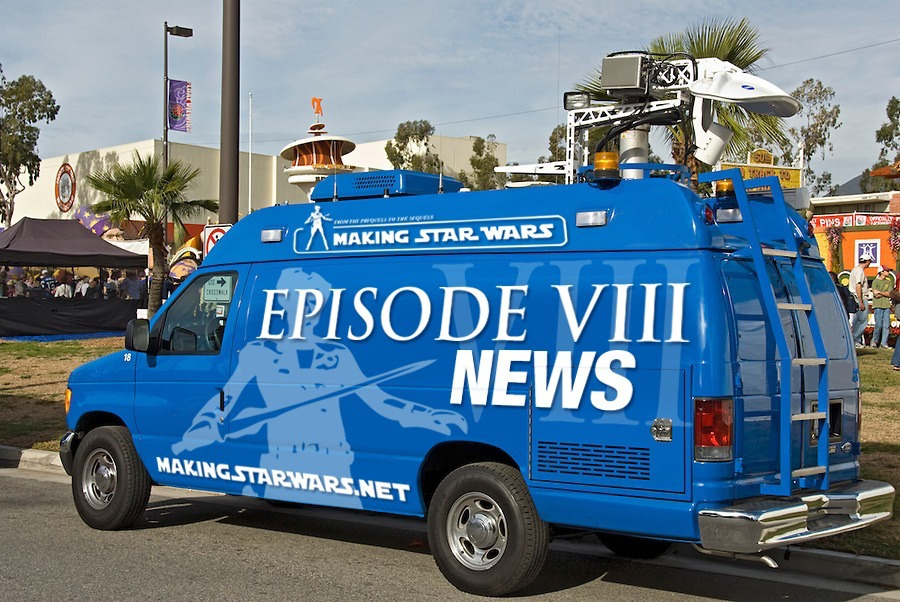 Three women up for roles in Star Wars: Episode VIII?