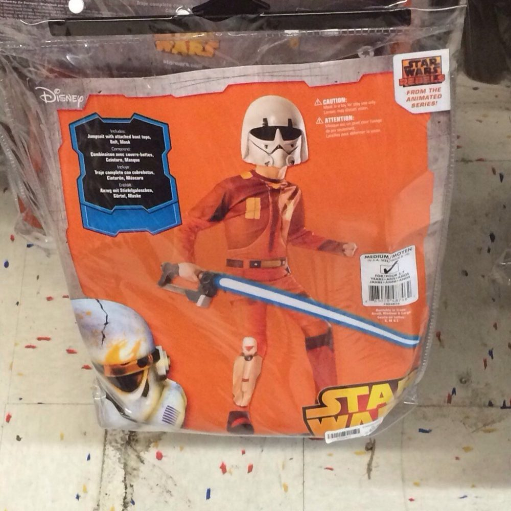 Star Wars Rebels Halloween Costumes!