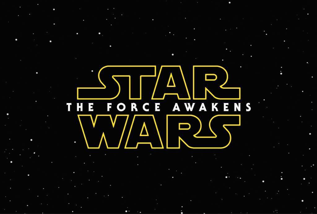 THE TITLE! Star Wars: Episode VII The Force Awakens!