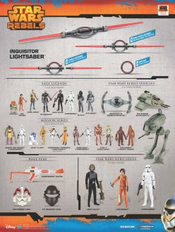 Huge Printable Hasbro Double Sided Star Wars Poster!