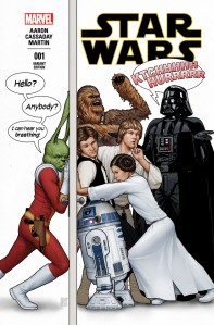 Josh's Star Wars: Marvel's Star Wars #1 review.