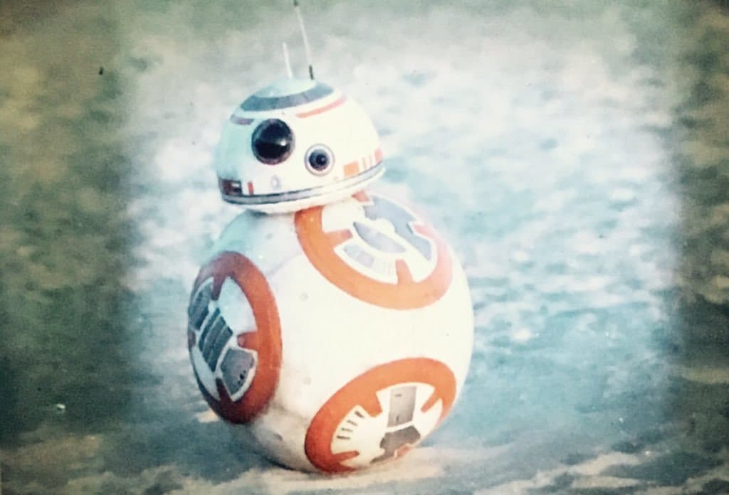 BB-8 Cereal