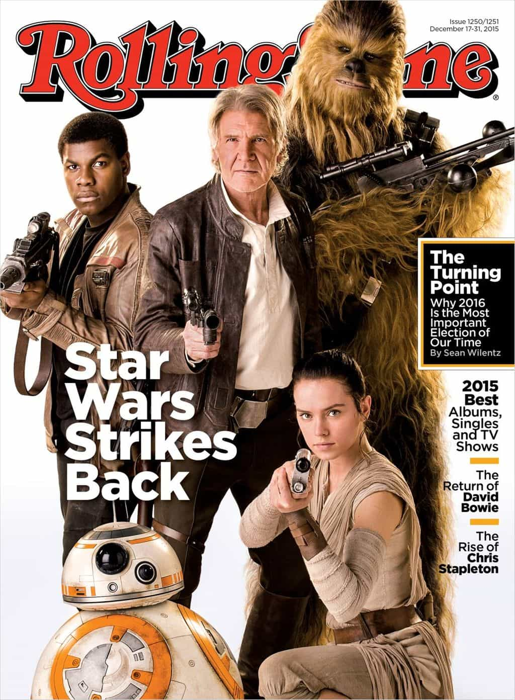 Rolling Stone Reveals New Star Wars: The Force Awakens Images!
