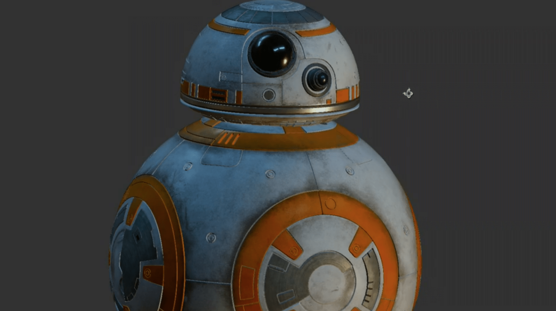 Star Wars: The Force Awakens' Behind the Frames – CGI BB-8 Doc and more!