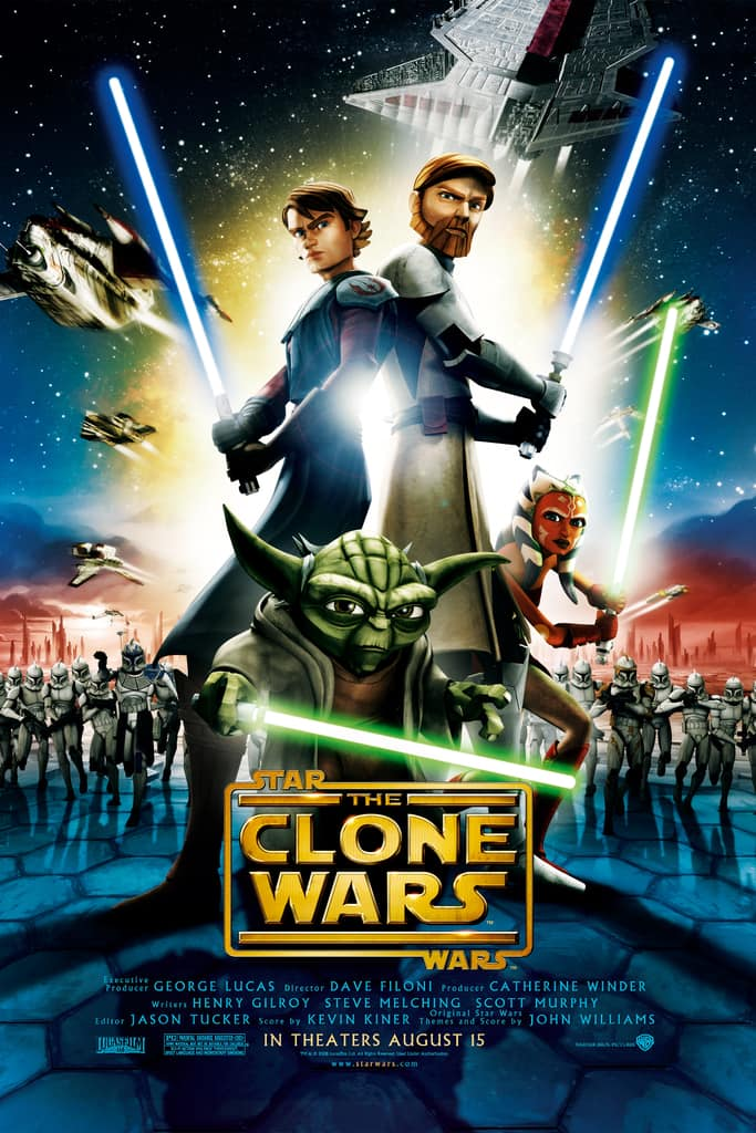 opening the holocron the clone wars part 1 making star wars
