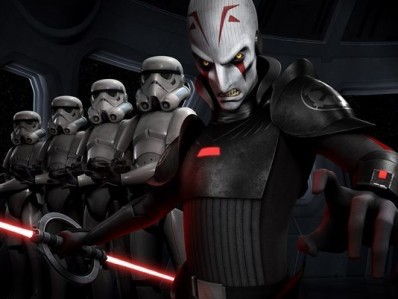 Star Wars Rebels: The Inquisitor's Agenda