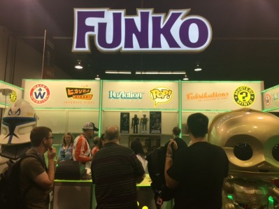 Looking Back: Funko at Star Wars Celebration