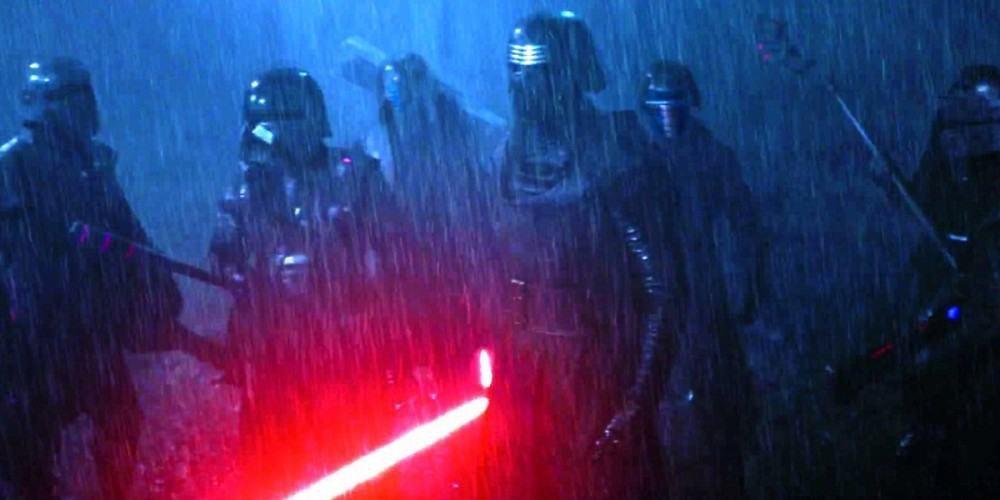 Star Wars Episode Viii Amp The Knights Of Ren Making Star