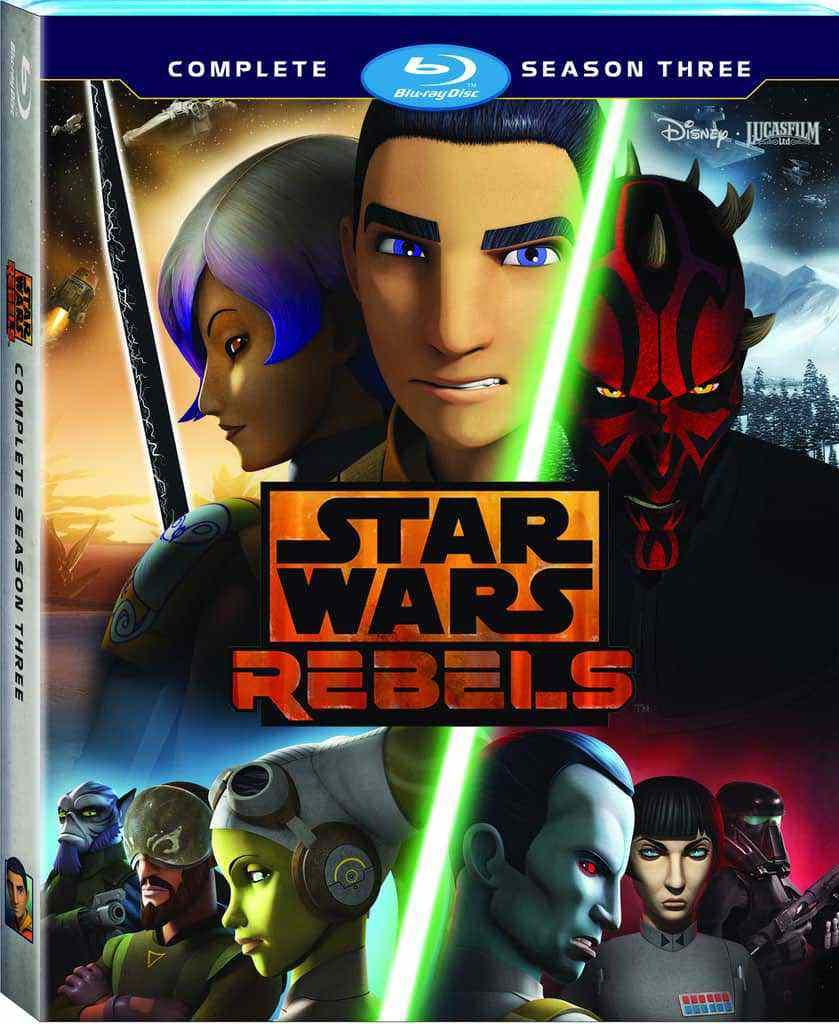 Star wars blu ray release date